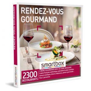 Smartbox Coffret cadeau Rendez-vous gourmand