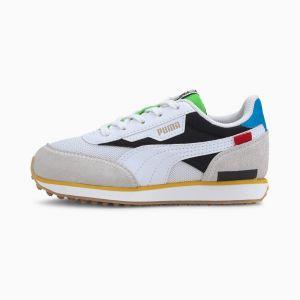 Puma Future Rider Unity Blanc/jaune/rouge/noir 30 Unisex