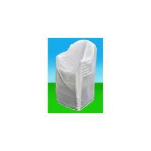 Ose Housse transparente pour chaises de jardin 60 x 60 x 110 cm
