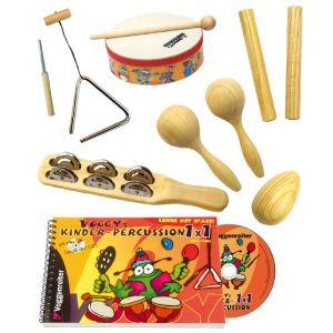 Voggenreiter Kit percussions enfant