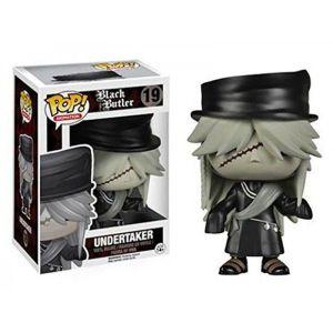 Funko Figurine Pop! Black Butler : Undertaker 10 cm