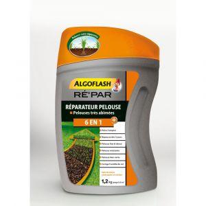 Algoflash Mélange 6-en-1 réparation gazon