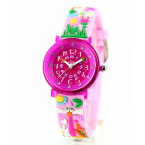 Baby Watch Montre Libellules