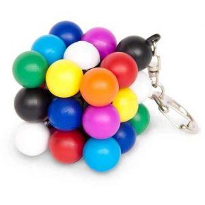 Riviera Games Casse tête mini molecube et porte clé