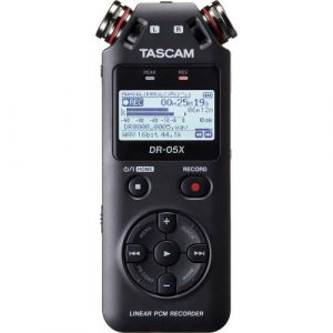 Tascam DR-05X Enregistreur Audio Portable USB