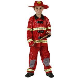 Déguisement de pompier (10-12 ans)