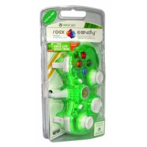 PDP Manette filaire Rock Candy licence officielle Xbox 360