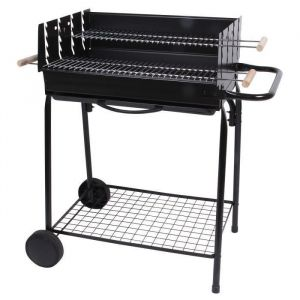 Teide - Barbecue au charbon de bois
