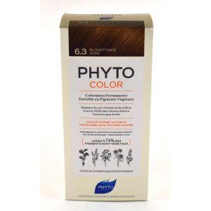 Phyto Paris Phyto Color 6,3 Bond Foncé Doré