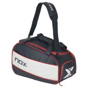 Nox Sacs raquettes de padel Street - Navy / White / Red - Taille One Size