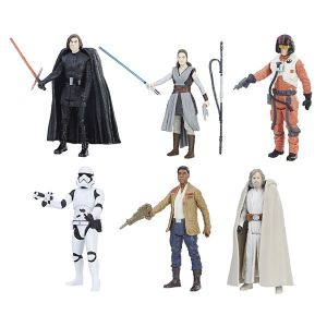 Hasbro Star Wars VIII - Figurine 10 cm collection 1