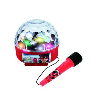 Reig Musicales Boule de Noël avec amplificateur Bluetooth et microphone
