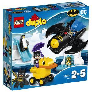 Lego 10823 - Duplo : L'aventure en Batwing