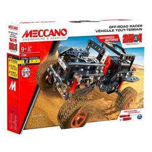 Meccano Tout-Terrain 25 modèles motorisés