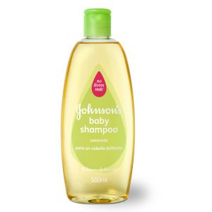 Johnson & Johnson Shampooing Camomille bébé 500 ml
