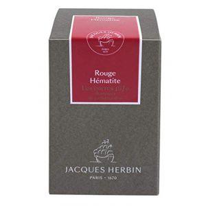 Herbin 15026JT - Flacon d'encre 1670, 50ml, couleur rouge hématite