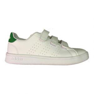 Adidas Advantage C Blanc Vert