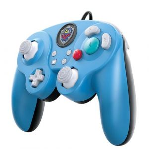 PDP Manette Smash Pad Pro pour Nintendo Switch - Link Zelda Super smash bros