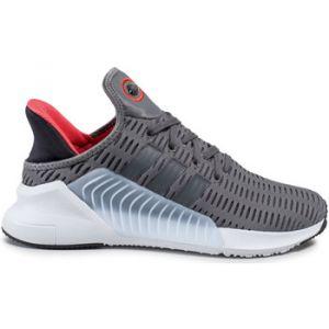 Adidas Climacool 02/17 Running chaussures gris noir rouge gris noir rouge 45 1/3 EU