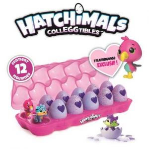 Spin Master Pack 12 oeufs Hatchimals CollEGGtibles