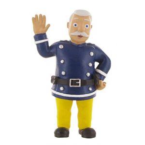 Comansi Figurine Sam le pompier : Commandant Steele