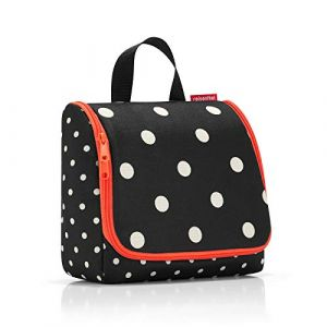 Reisenthel Toiletbag Mixed Dots Trousse de Toilette 23 Centimeters 3 Noir