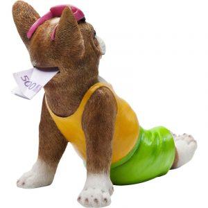 Kare Design Tirelire Holiday Dog FUNK