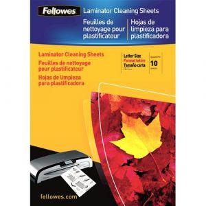Fellowes Kit de nettoyage pour plastifieuses