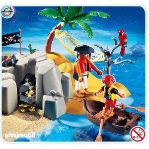 Playmobil 4139 - Compact set Pirates