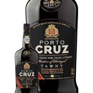Cruz Porto, vieilli à Porto, 19% vol.