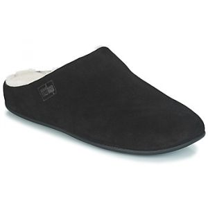 Image de FitFlop Chaussons CHRISSIE SHEARLING Noir - Taille 36,39,40