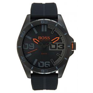Hugo Boss 1513452 - Montre pour homme avec bracelet en silicone