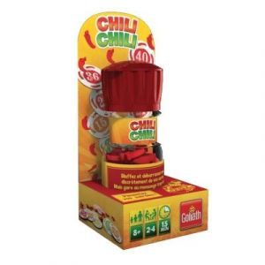 Image de Goliath Spicy Games Chili Chili