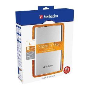 Verbatim Store 'n' Go 3.0 (2012) - Disque dur externe 1 To 2.5'' USB 3.0