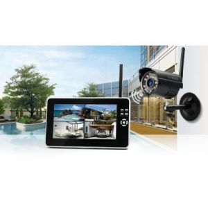 Technaxx Easy Security Camera Set TX-28 - Set de vidéo surveillance sans fil