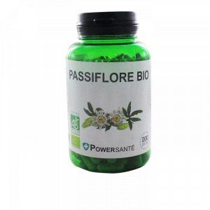 Powersanté Passiflore bio - 200 gélules végétales
