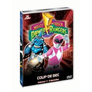 Power Rangers : Mighty Morphin' - Volume 11