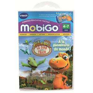 Vtech Jeu Mobigo Le Dino Train