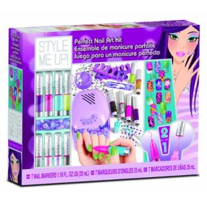 Buki France 1762 - Salon de manucure stylos Style me up!