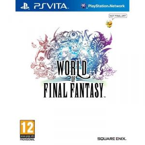 World Of Final Fantasy [PS Vita]