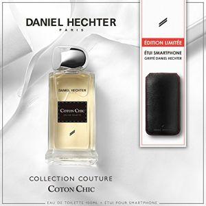 Daniel Hechter Coton Chic - Coffret eau de toilette et étui Smartphone