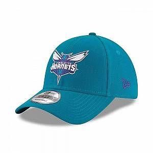 A New Era Pour Homme The League 9 Forty Charlotte frelons Cap, Bleu