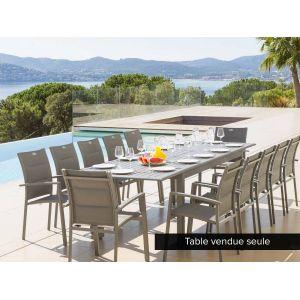 Table de jardin extensible hesperide - Comparer 54 offres