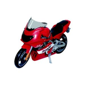 John World Figurine moto sonore city