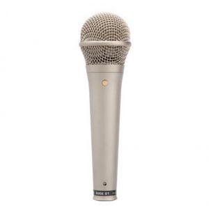 Rode S1 - Microphone à condensateur