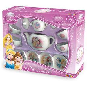 Smoby 024723 - Dînette Disney Princesse en porcelaine