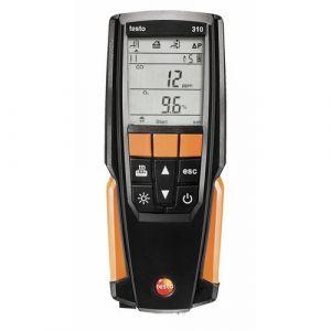 Testo Set 310 Analyseur de combustion avec sonde réf 05633110