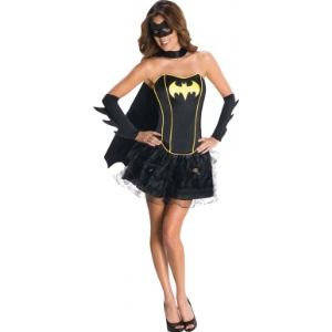 Déguisement Batgirl sexy (taille M)