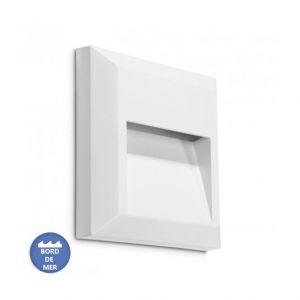 Led C4 Leds C4 - Applique extérieure Kössel LED IP65 - Blanc
