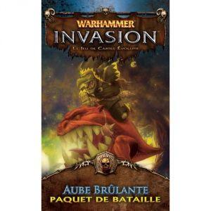 Edge Warhammer Invasion Jce : Cycle de Morrslieb 6 - Aube Brulante